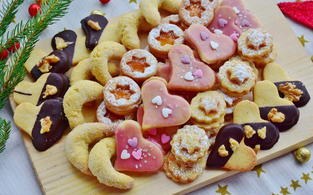 Hogyan mondjunk nemet a karácsonyi édességekre!